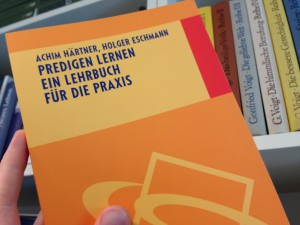 Härtner/Eschmann – Predigen lernen