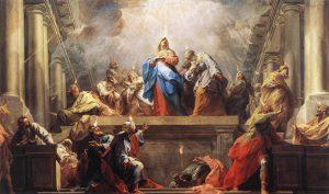 Exegetische Predigtnotizen #10: Apg 2,1–13
